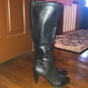Nine West knee-high dress boots